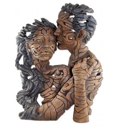 Moderna escultura de pareja DESTELLO