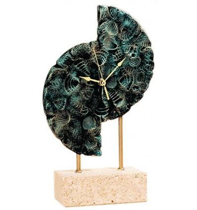 Reloj de mesa FÓSILES FORMAS