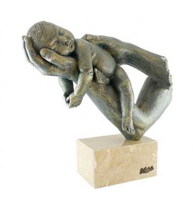 Escultura de bebé DUÉRMETE NIÑO - Edición Lda.