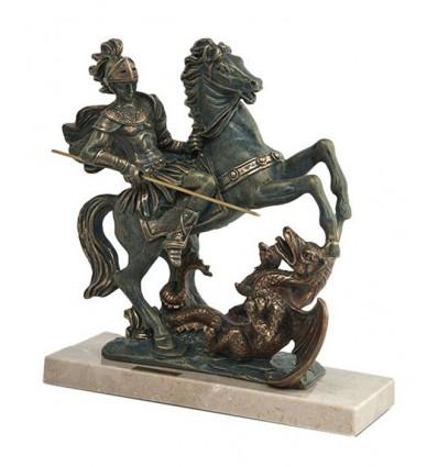 Escultura decorativa SAN JORDI MEDIANO