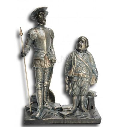 Pareja Quijote y Sancho